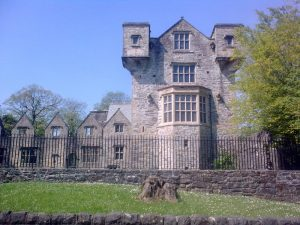 Cycling Vacations Ireland TCH Donegal Castle