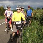 Self guided bike tour Doug Allen Group