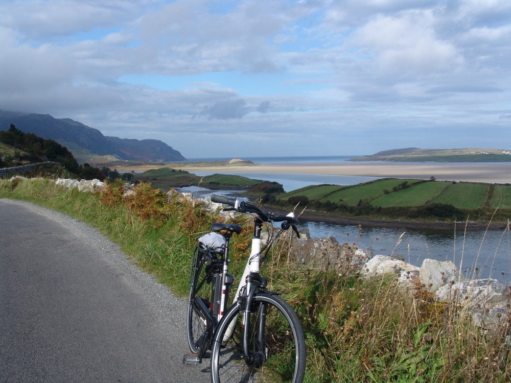 Ireland Cycling Vacations, Electric Bike Tour Near Ardara