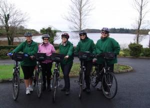 Ireland bike Tours, TCH Warrior Women