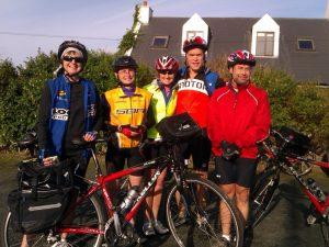 Bike Holidays Ireland All ready