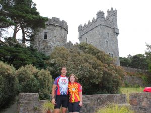 NWGT Ireland Cycling Tours Glenveagh Castle