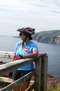 Cycling Holiday at Sliabh Liag, Donegal, Ireland