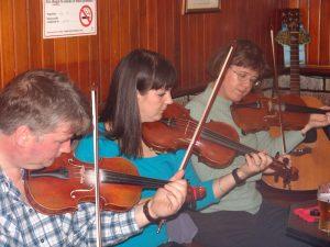 Traditional Music Session, Bike Holidays Ireland