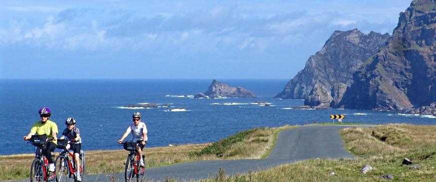Cycling Vacations TCH Glen Head