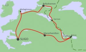 Yeats Country and Lakelands 8 day leisurely tour