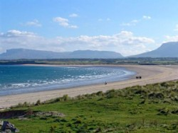 Self guided bike tour YCL Mullaghmore Beach
