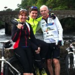Family cycling holiday with Ireland by bike.