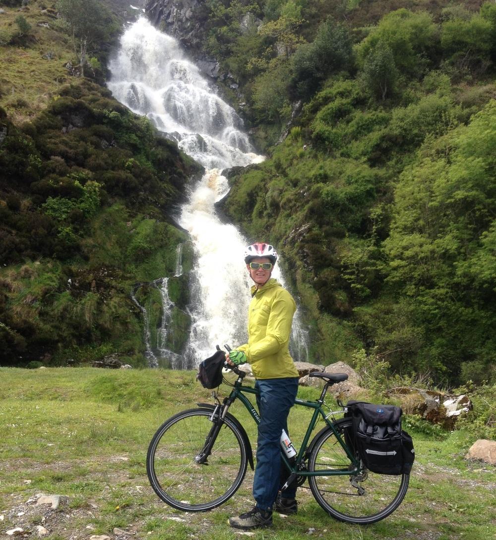 Highlights of the Highlands Bike Tour - Evan