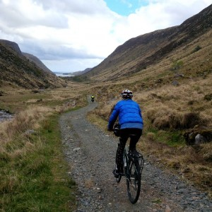 Bike Tour Ireland, Glenveagh National Park.