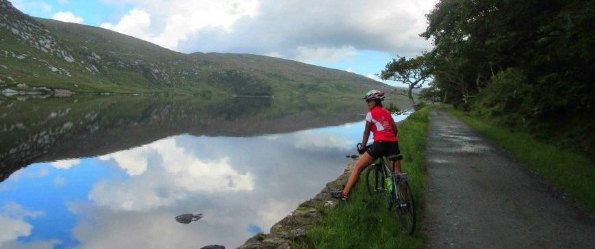 Cycling Holiday in Ireland at Glenveagh National Park