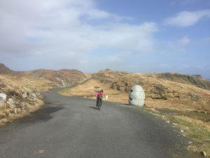 cycling in donegal ireland biking