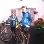 Ireland bike tour review, Bruce and Khrisitn