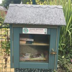 A free wee library some of our cyclists came across while cycling along the Wild Atlantic Way with Ireland by Bike