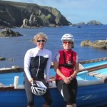Cycling Holiday Ireland, at Port, Donegal
