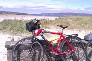 Bike touring equipment
