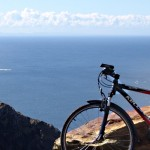 Bike tour Ireland, Bunglass, Donegal