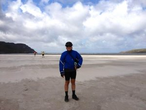 NWGT Ireland Cycling Tours Maghera Beach
