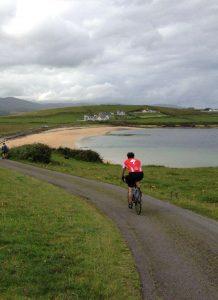 Séjour liberté à vélo, Donegal