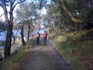 Randonnée dans le parc national de Glenveagh