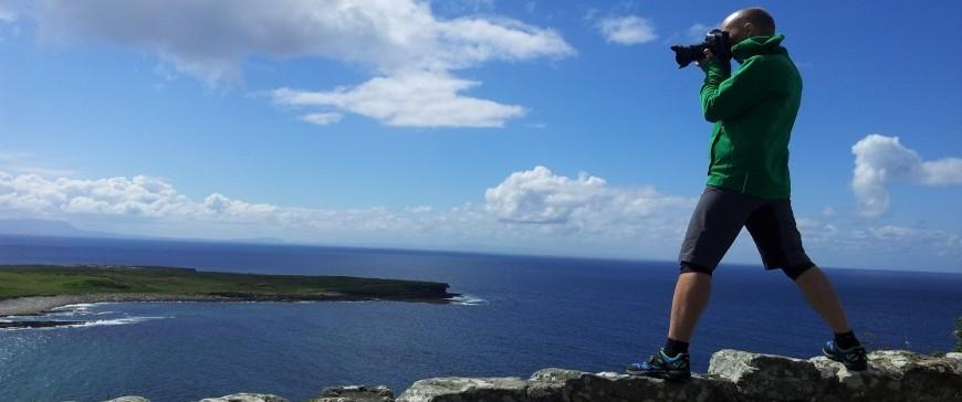 Cycling Holidays Ireland, photogenic coast
