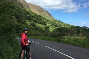 Causeway Coast cycling holiday Northern Ireland