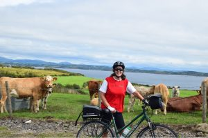 cycling with nature in ireland