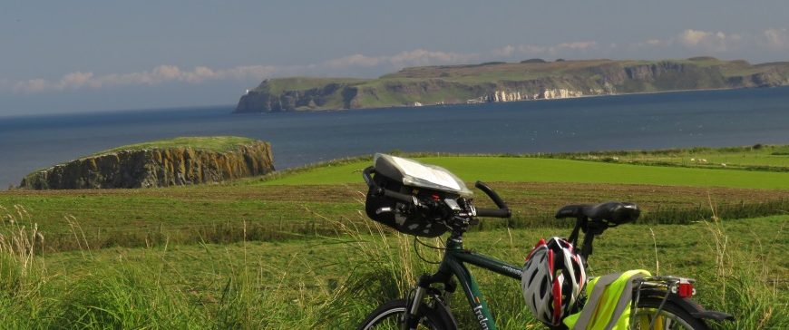 Self-guided cycling Northern Ireland
