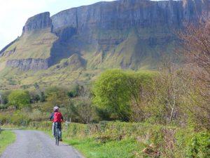 Self guided cycling mini break Ireland